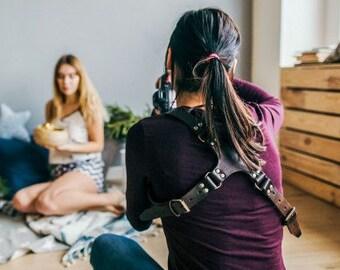 Leather Camera Strap | DSLR camera strap | Camera Straps | Best Camera Strap, Single Camera Harness, Camera Harness
