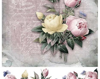 Decoupage paper etsy quick view rice paper sheet decoupage paper mightylinksfo