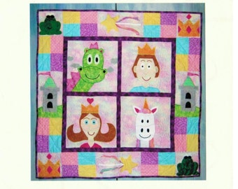 Rachel's Fairytale - quilt pattern