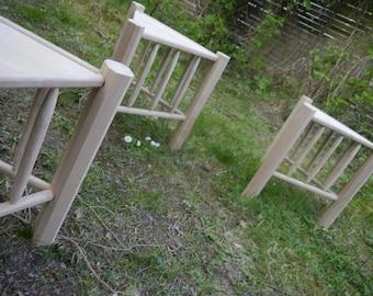 tripod, reenactment, medieval times multi stool