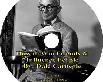 How to Win Friends and Influence People by Dale Carnegie Mp3 Audio Book CD