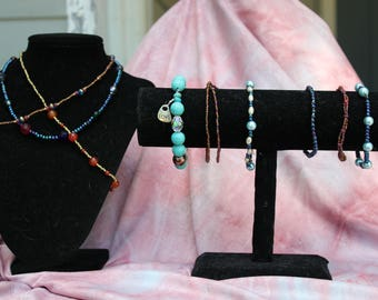 Stretchy Necklace and Bracelet Grab Bag