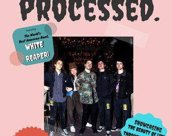 Processed. Zine: Issue 1