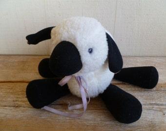 "Hallmark Plush Lamb ""Lambsie Divy"" Sheep 1984"