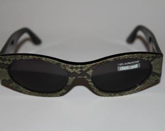 Roberto Cavalli Mod. Zeus 9s Sunglasses Python for Women