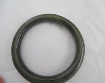 Beautiful Chinese Jade Bangle Bracelet