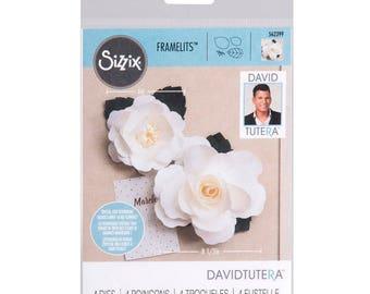Sizzix Large Rose Framelits By David Tutera 562399 Scrapbooking & Paper Craft Supplies