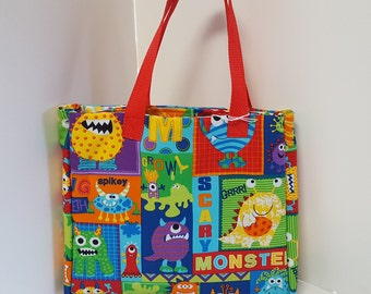 NEW Monster Activity Bag