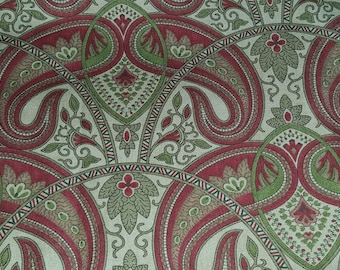 Sale Moda Harmony 1 1/4 yards by Jan Patek 100% cotton fabric for quilting Rare Discontinued #655