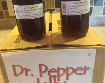 Dr. Pepper Jelly