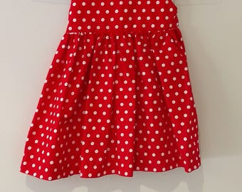 Summer Dress Spotty
