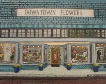 Downtown Flowers
