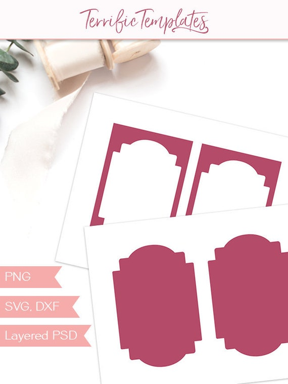 Card frame template 4x6 greeting card printable craft template card frame template 4x6 greeting card printable craft template cutting file blank design your own commercial use psd dxf svg tt96 from m4hsunfo