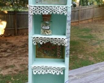 Mini Mint Shelf