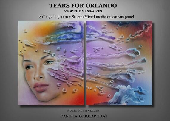 Tears for Orlando