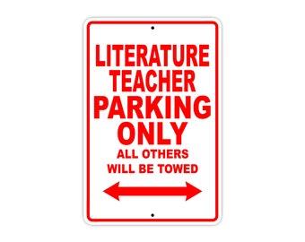 Literature Teacher