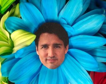 Justin Trudeau Pin