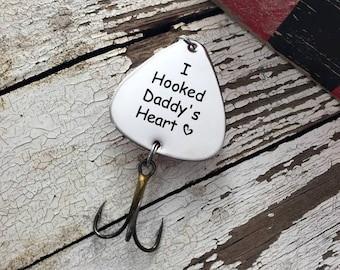 Father's Day gifts, Custom fishing lure, personalized fishing lure, fishing lure gift, gift for dad, dad gift, gift for father