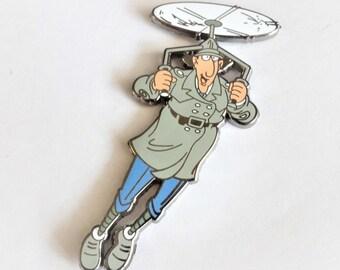 Inspector Gadget Etsy