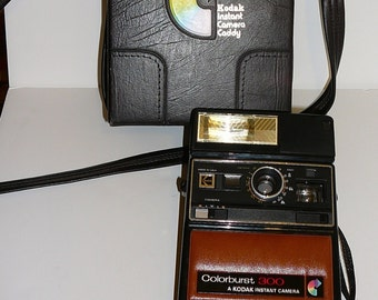 KODAK Colorburst 300 Camera with Carrying Case