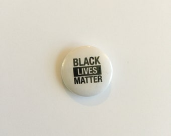 "Black Lives Matter 1"" PIn"