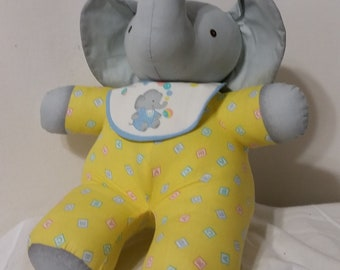 Binky the Baby Elephant