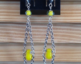 Lemon Drops Dangle Earrings