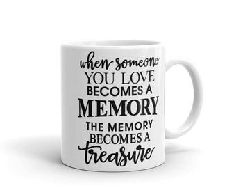 Loved One Memory Mug