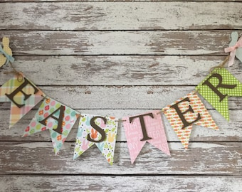Easter banner, holiday banner, Easter, Easter decor, Easter photo prop, photo prop, spring banner