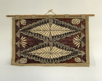 Hand Painted Wall Hanging | Bohemian Décor