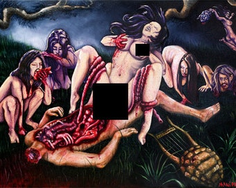 The Rape of Orpheus