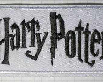 Harry Potter Embroidered Robe Iron On Patch