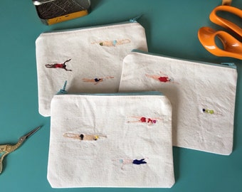 Swimmers pouch