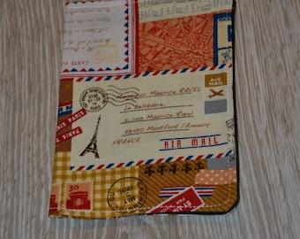 Passport Case Vintage