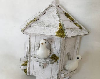 Dolls House Miniatures - Wall Dovecote