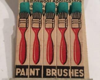 Matchbook Pretzer Paint Company Paint Brush Cleveland Ohio