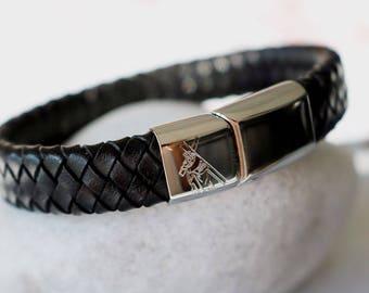 Jesus Bracelet - Christian Gift - Religious Bracelet - Personalised Gift