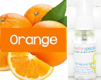Orange Natural Spray, Body Spray, Room Spray, Aromatherapy Spray, Orange Spray, Natural Spray, Natural Perfume, Essential Oil Spray