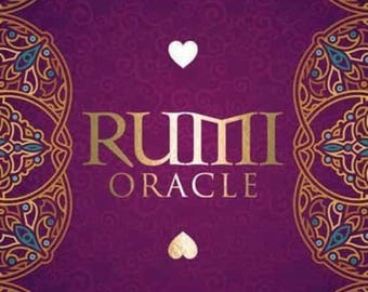 6 Card Rumi Oracle Card Video Reading, Inner Dervish Spread!