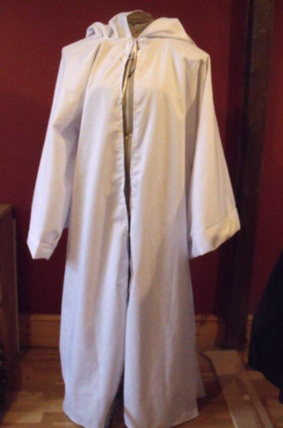 Tau Robe in Cotton Drill DI2cyHgT