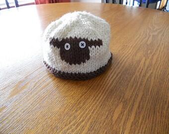 I Love Ewe - Baby Sheep Hat