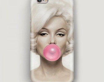 marilyn monroe iphone 8 case