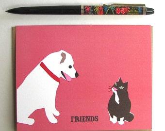 Friends Card