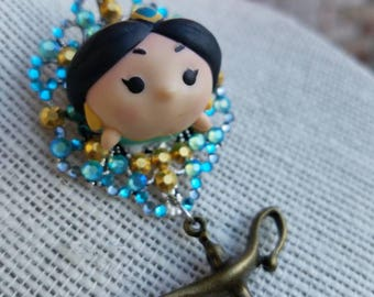 Princess Jasmine Brooch