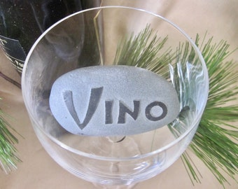 Lake Superior Water Washed Stone Wine Stopper