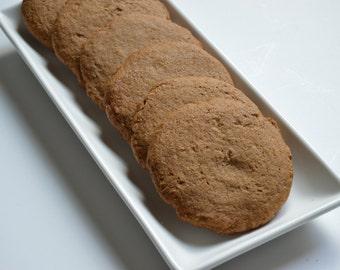 Ginger Cardamon Cookies (1 doz)