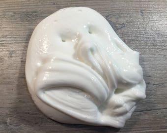 French Vanilla (Thick/Glossy) Slime 8oz