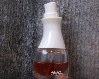 Vintage Halston Spray Perfume ~ Iconic Teardrop bottle