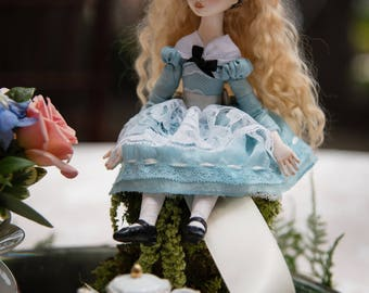 Alice Kingsley Art Doll from Alice in Wonderland