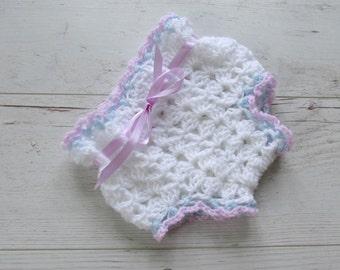 Diaper cover, crochet pattern, crochet diaper cover, baby diaper cover,diaper pattern, newborn pattern, infant pattern, pattern pdf,